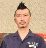 舞台『フリック』公開フォトコール後の囲み取材に出席した菅原永二 (C)ORICON NewS inc.