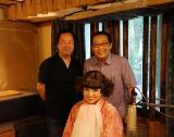 レコーディングには黒柳徹子が参加、中村力丸氏も立ち会った