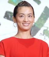 映画『ミュージアム』のジャパンプレミアに出席した尾野真千子 (C)ORICON NewS inc.