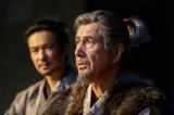 NHK大河ドラマ『真田丸』第38回より。昌幸は弱気な言葉を口にする(C)NHK
