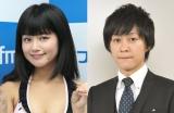 小林礼奈(左)が第1子出産 流れ星・ 瀧上伸一郎がパパに(C)ORICON NewS inc.
