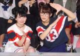 CDデビューイベント『まこみなの森』を開催したまこみな(左から)まこ、みなみ (C)ORICON NewS inc.