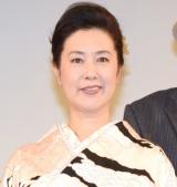 『京都国際映画祭2016』のオープニングプレミア上映作品『MIFUNE:THE LAST SAMURAI』舞台あいさつに登壇した名取裕子 (C)ORICON NewS inc.