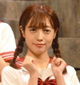 舞台『墓場、女子高生』公開ゲネプロに出席した乃木坂46斉藤優里 (C)ORICON NewS inc.