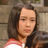 舞台『墓場、女子高生』公開ゲネプロに出席した乃木坂46鈴木絢音 (C)ORICON NewS inc.