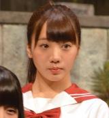 舞台『墓場、女子高生』公開ゲネプロに出席した乃木坂46能條愛未 (C)ORICON NewS inc.