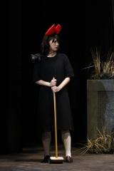 舞台『墓場、女子高生』公開ゲネプロの模様