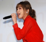 Amazonオリジナルドラマ『福家堂本舗-KYOTO LOVE STORY-』完成披露試写会に出席したMACO (C)ORICON NewS inc.