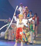 コミカルなシーンも=ミュージカル『美少女戦士セーラームーン-Amour Eternal-』ゲネプロ (C)ORICON NewS inc.