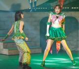 セーラージュピター(楓)=ミュージカル『美少女戦士セーラームーン-Amour Eternal-』ゲネプロ (C)ORICON NewS inc.