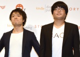 「原作開発プロジェクト」発表会見に出席したライス (C)ORICON NewS inc.