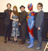 『京都国際映画祭2016』の上映作品『Bros.マックスマン』舞台あいさつの模様 (C)ORICON NewS inc.