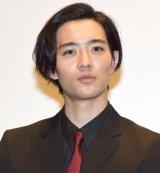 『京都国際映画祭2016』の上映作品『Bros.マックスマン』舞台あいさつに登壇した竜星涼 (C)ORICON NewS inc.