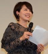 森達也氏の大ファンという大橋未歩アナウンサー (C)ORICON NewS inc.