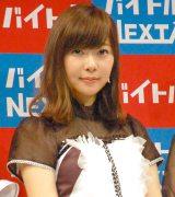 『バイトルNEXT』の新CM発表会に出席したHKT48指原莉乃 (C)ORICON NewS inc.