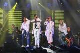 『a-nationライブVR』VRコンテンツを「dTV」で順次配信。写真はBIGBANG