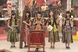ももいろクローバーZの楽曲を和楽器アレンジで演奏するとどうなる? 音楽特番『ももクロ和楽器レボリューションZ』11月3日、NHK総合で放送(C)NHK