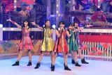 「行くぜっ!怪盗少女」の和楽器バージョンはテンポは同じなのに雅に聞こえる(C)NHK