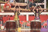 11月3日放送、NHK総合音楽特番『ももクロ和楽器レボリューションZ』収録の模様(C)NHK