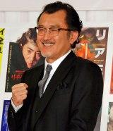 彩の国シェイクスピア・シリーズ2代目芸術監督に就任した吉田鋼太郎 (C)ORICON NewS inc.