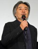 『ダゲレオタイプの女』初日舞台あいさつに出席した黒沢清監督 (C)ORICON NewS inc.