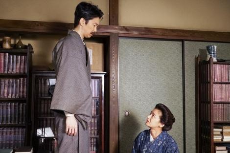 画像・写真 | 『夏目漱石の妻』が好調 尾野真千子&長谷川博己の配役 ...
