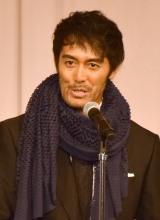 『京都国際映画祭2016』で「三船敏郎賞」を受賞した阿部寛 (C)ORICON NewS inc.