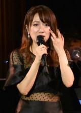 ファーストソロアルバム『愛してもいいですか?』リリース記念ライブを行った高橋みなみ (C)ORICON NewS inc.
