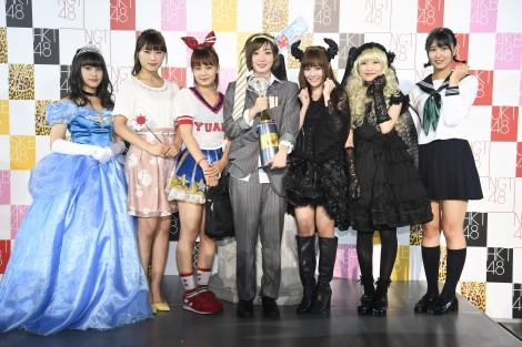 『AKB48グループ ユニットシングル争奪じゃんけん大会』ユニット選抜(C)AKS