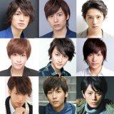 漫画『男水!』(木内たつや原作)が来年1月から日本テレビほかで実写ドラマ化 キャストは、松田凌、廣瀬智紀ら2.5次元俳優が集結