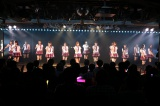 JKT48初のAKB48劇場出張公演『仲川遥香、ありがとうを伝えに来ました。with JKT48』の模様(C)JKT48 Project