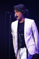 『VISUAL JAPAN SUMMIT 2016』に出演したLUNA SEA・RYUICHI(Photo:VISUAL JAPAN SUMMIT 2016 Powered by Rakuten)