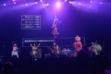 『VISUAL JAPAN SUMMIT 2016』に出演したPsycho le cemu(Photo:VISUAL JAPAN SUMMIT 2016 Powered by Rakuten)