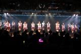 JKT48初のAKB48劇場出張公演『仲川遥香、ありがとうを伝えに来ました。with JKT48』の模様(C)JKT48 Project