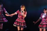 JKT48初のAKB48劇場出張公演『仲川遥香、ありがとうを伝えに来ました。with JKT48』での仲川遥香(C)JKT48 Project