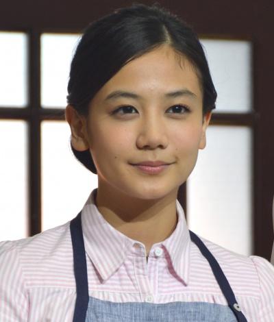ドラマ『家政夫のミタゾノ』制作発表記者会見に出席した清水富美加 (C)ORICON NewS inc.