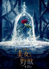 実写映画『美女と野獣』は2017年4月21日公開 (C)2016 Disney. All Rights Reserved.