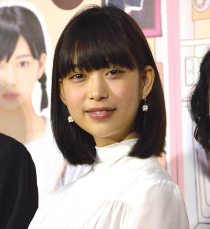 森川葵 ドラマ『プリンセスメゾン』の試写会後会見に出席した森川葵 (