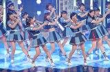 HKT48=NHK BSプレミアム『AKB FES 2016』より(C)NHK