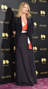 『KATE MOSS for DECORTE Tokyo Reception』に出席したケイト・モス (C)ORICON NewS inc.