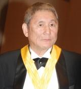 仏レジオン・ドヌール勲章「オフィシェ」受章が決まった北野武 (C)ORICON NewS inc.