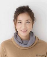 NHK・BSプレミアムで2017年1月8日スタートの連続ドラマ『女の中にいる他人』に主演する女優の瀬戸朝香