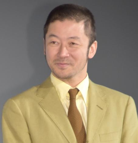 映画『沈黙-サイレンス-』の記者会見に出席した浅野忠信 (C)ORICON NewS inc.