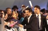 映画『スター・トレック BEYOND』ジャパンプレミアイベントに登場したジャスティン・リン監督