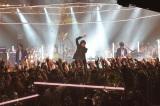 熱狂のスタジオライブの模様(C)NHK