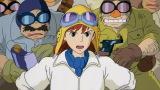 日本テレビ系『金曜ロードSHOW!』(毎週金曜 後9:00)で11月11日に放送される『紅の豚』劇中カット (C)1992 Studio Ghibli・NN