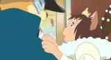 日本テレビ系『金曜ロードSHOW!』(毎週金曜 後9:00)で11月18日に放送される『猫の恩返し』劇中カット (C)2002 猫乃手堂・Studio Ghibli・NDHMT