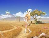 フル3Dアニメ化される『けものフレンズ』キービジュアル (C)けものフレンズプロジェクトA