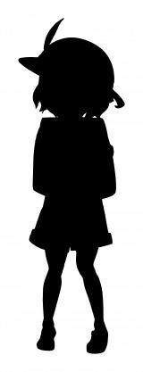 かばん=『けものフレンズ』登場キャラクター (C)けものフレンズプロジェクトA