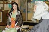 大河ドラマ『真田丸』第42回「味方」より。九度山を脱出し大坂城に入った幸村は、茶々(竹内結子)らと再会する(C)NHK